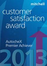 Mitchell Customer Satisfaction Award
